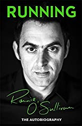 Running: The Autobiography by Ronnie O'Sullivan (2013-12-01)