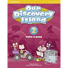 Our Discovery Island Level 2 Student's Book Plus Pin Code: 2 by Sagrario Salaberri (16-Feb-2012) Paperback