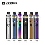 Vaporesso Kit, E Zigarette Vaporesso CASCADE ONE Plus 3000 mAh mit 2A Schnellladung-ohne Tabak ohne Nikotin/100% Authentic (lila)