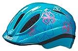 KED Meggy II Trend Helmet Kids Lightblue Flower Kopfumfang XS | 44-49cm 2018 Fahrradhelm