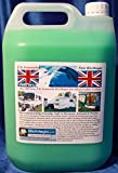 BULK DEAL BioMagic Anchor Concentrated Biological Toilet Fluid Treatment for use in Caravan, Motorhomes & Boats 4x5 litre