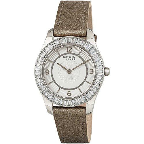 Reloj mujer acero Chantal con piedras Silver Tribe BREIL