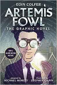 Artemis Fowl: The Graphic Novel (New)    Broché – 7 novembre 2019