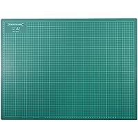 Silverline 708532 - Plancha de corte, color verde