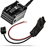 Adapter-Universe Bluetooth AUX IN Adapter Kabel Verstärker + Störgeräuschfilter 12pol BMW 3er E90 E91 E92 E93 Radio Navi Business SA 609 650 661 662