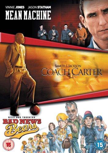 Mean Machine/Coach Carter/Bad [Edizione: Regno Unito]