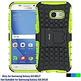 Samsung Galaxy A3 2017 Hülle, Fetrim Silikon TPU plastik Schlank Schutzhülle Handyhülle Stoßfest Schutz Etui handy D
