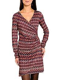 SMASH Avelina Vestido Estampado Con Fruncido-A1682310, Robe Femme