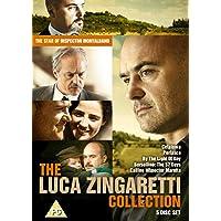The Luca Zingaretti Collection : 5 Disc Box Set
