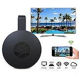 Efanr G2inalámbrico adaptador WiFi pantalla Dongle HDMI 1080P vídeo digital HD TV Media Streamer receptor apoyo Miracast Airplay DLNA Plug y Play Smartphone a la transmisión de TV