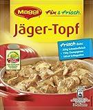 Maggi fix & frisch für Jägertopf Hubertus, 45er Pack (45 x 30 g)