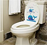 Jaamso Royals 'Cute Whales Bathroom-Toil...