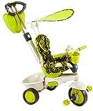 Kinderdreirad-Smart-Trike-Dream-Touch-Steering-grnschwarz