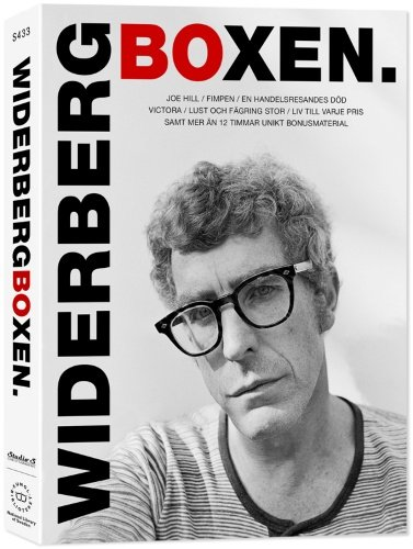 Bo Widerberg Collection: Joe Hill / Fimpen, der Knirps / Tod eines Handlungsreisenden / Victoria / Schön ist die Jugendzeit / Leben um jeden Preis [6 DVDs][Schwedische Import]