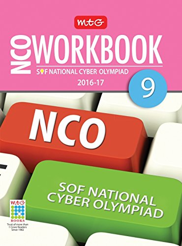 MTG National Cyber Olympiad (NCO) Work Book - Class 9
