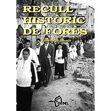 Recull Històric De Forés