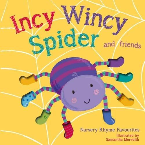 Incy Wincy Spider por Little Tiger Press