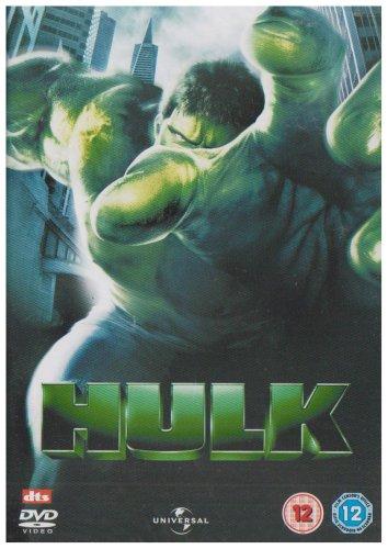 Image of Hulk [DVD]
