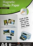 151 A4 Magnetic photo Paper, Stationery
