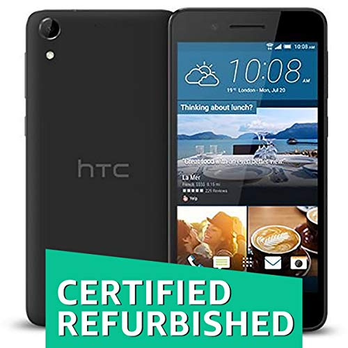 (Certified REFURBISHED) HTC Desire 728G (Purple Myst)