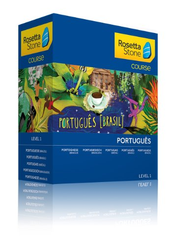 Rosetta Stone Course - Einstiegsniveau Portugiesisch (Brasilien) Level 1-Discontinued from...