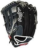 Rawlings Renegade Serie Baseball Handschuhe, Unisex - Erwachsene, Black H, 13 Inch H Web