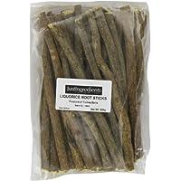 JustIngredients Essential Palitos de Raíz de Regaliz - 500 gr