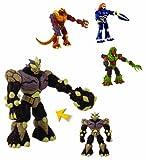 Giochi Preziosi 70012541 - Gormiti Elemental Fusion Figur 12 cm
