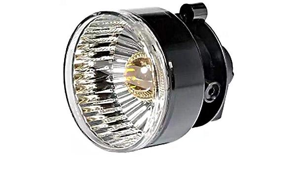 Hella 2ba 009 001 201 Modulare Runde 66 Mm Leuchte Blinkleuchte Lichtscheibe Glasklar 12 V Silber Glühlampe Ece Auto
