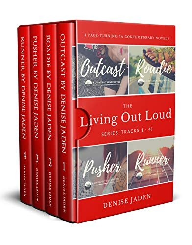 Living Out Loud Series Box Set: Books 1-4 Of The Living Out Loud Series por Denise Jaden