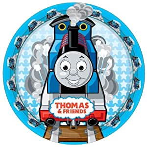 Pack of 8 Thomas The Tank Engine Paper Plates  sc 1 st  Amazon UK & Pack of 8 Thomas The Tank Engine Paper Plates: Amazon.co.uk: Toys ...