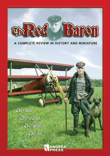 The Red Baron: A Complete Review in History and Miniature (Modelling Manuals) by Andrea Press (Illustrated, 15 Oct 2009) Paperback