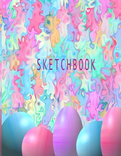 Sketchbook: Blank Sketch Book For Kids, Blank Paper for Sketching, Doodling or Drawing, 100+ Blank Pages 8.5 x11: Volume 13 (Sketchbooks For Kids Creativity) por Cutesy Sketching