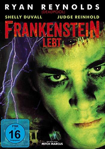 Frankenstein lebt (Boltneck / Teen Monster On The Campus)