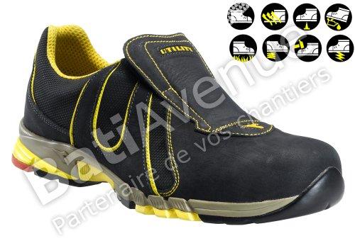 Diadora Chaussures de sécurité sans fomenter schwarz