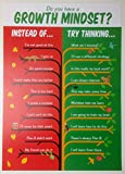 Growth Mindset Language Poster