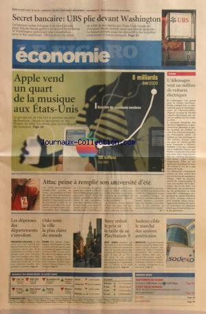figaro-economie-le-no-20234-du-20-08-2009-secret-bancaire-ubs-plie-devant-washington-apple-vend-un-q