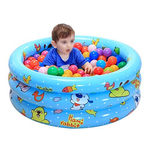 YXZT Bañera Hinchable para bebé para bebés de 0 a 3 años