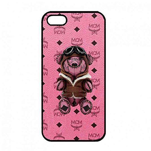 tpu-con-pc-atras-carcasa-mcm-movil-rosa-serizes-toy-bear-pattern-mcm-carcasa-for-apple-iphone-5-appl
