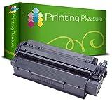 Printing Pleasure Toner kompatibel für HP Laserjet 1000 1005 1200 1220 1300 3080 3300 3310 3320 3330 3380 Canon LBP-1210 LBP-558 - Schwarz, hohe Kapazität