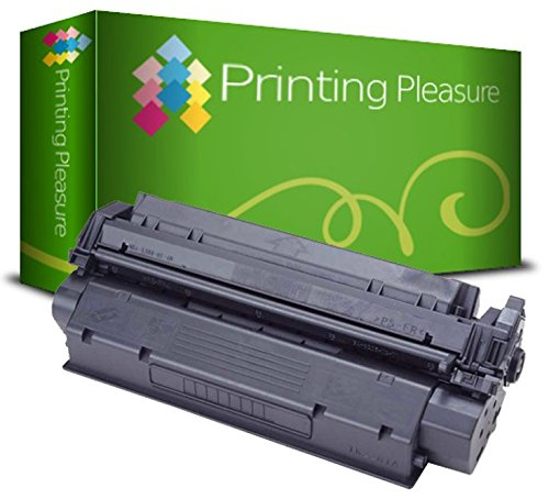 Printing Pleasure C7115X 15X Premium Toner Schwarz kompatibel für HP Laserjet 1000 1000W 1005 1005W 1200 1200N 1200SE 1220 1220SE 3080 3300 3300MFP 3310 3320 3320MFP 3320N 3330 3330MFP 3380 3380MFP -