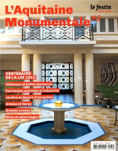 L'Aquitaine monumentale 2 par Collectif