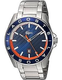 Lacoste Netz Me Up Watch Quarz: Batterie Reloj 2010886