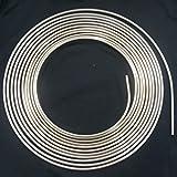 10m Bremsleitung Ø 6,0 mm Kupfer-Nickel Kunifer DIN 74 234 konform Bremsrohr Zubehör-Austausch-Bremsleitungen nur noch biegen und bördeln