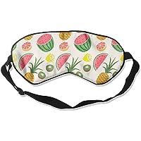 Fruit Party Watermelon Pineapple Kiwi 99% Eyeshade Blinders Sleeping Eye Patch Eye Mask Blindfold For Travel Insomnia... preisvergleich bei billige-tabletten.eu