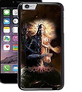 ColourCraft Lord ArdhNareshwar Design Back Case Cover for APPLE IPHONE 6