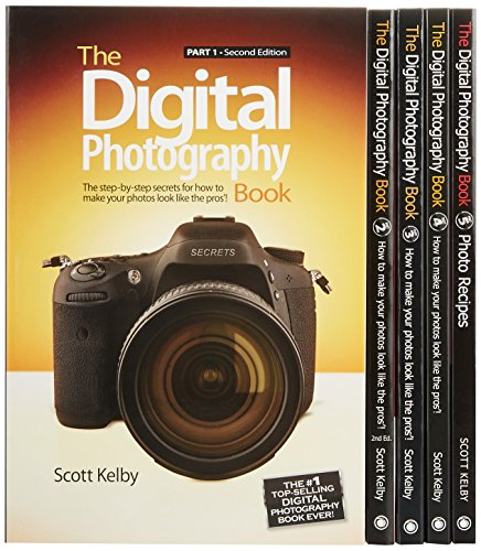 Scott Kelby's Digital Photography Set: 1-5