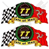 Isla De Man TT Races Manx Moto GP Racing 3