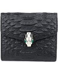 7c08440af65a3 ZHRUI Krokodil-Echtes Leder-Geldbeutel-Eleganter Brieftasche-Geldbeutel