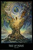 Josephine Wall – Baum des Friedens Poster Drucken (60,96 x 91,44 cm)